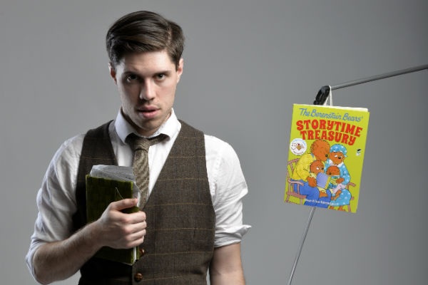 adam blampied edinburgh fringe