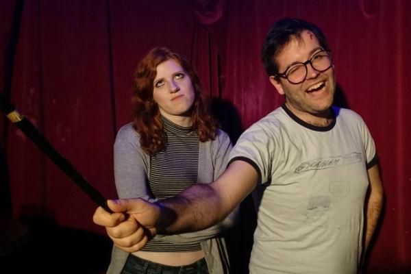 Harry Potter comedy night