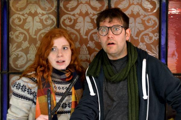 harry potter comedy play eleanor morton adam larter