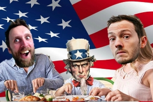Laws and Winning thanksgiving roast