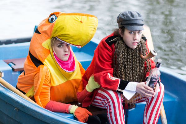 Let Luce Sea Men A Naval Tale Soho Theatre Comedy