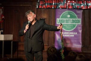 Stewart Lee comedy Christmas grotto of comedy