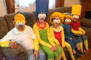 Laugh Out London's Simpsons Night