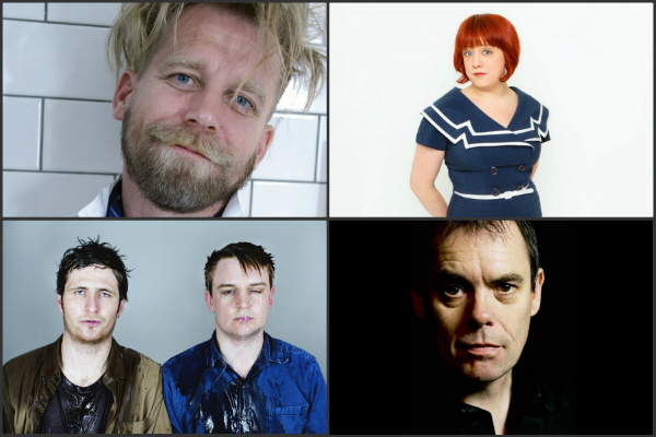 Brixton 15 march laugh out london comedy club tony law kevin eldon goodbear