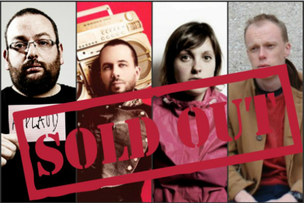 comedy-angel-april-2016 sold out- Laugh Out London abandoman Josie long