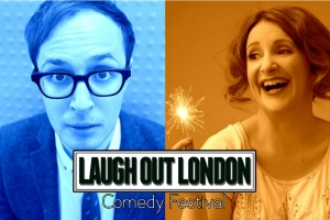 Lucy Porter Sam Fletcher edinburgh Fringe previews Laugh Out London Comedy festival