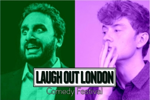 Nish Kumar James Acaster edinburgh Fringe previews Laugh Out London Comedy festival