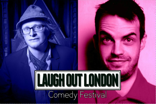Simon Munnery Pat Cahill edinburgh Fringe previews Laugh Out London Comedy festival