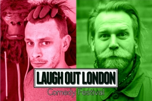 Tony Law Richard Gadd edinburgh Fringe previews Laugh Out London Comedy festival