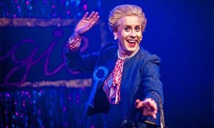 maggie thatcher queen of game shows edfringe