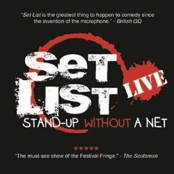 set list edfringe