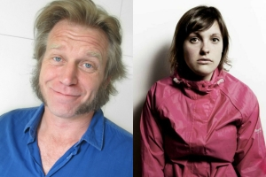 tony Law and josie Long Edinburgh fringe