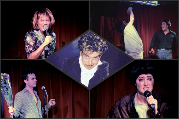 Hootenanny islington angel comedy laugh out london the bill murray