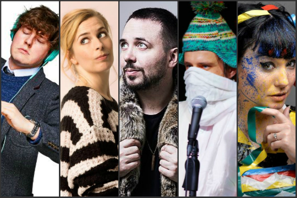Laugh Out London Islington Abandoman Sara Pascoe