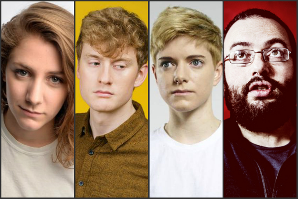 Laugh Out london james acaster mae martin islington comedy
