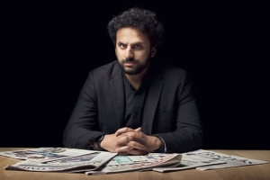 Laugh Out London Nish Kumar