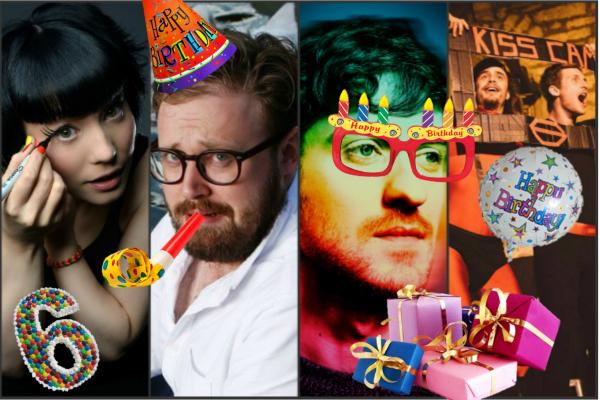 LOL 6th Birthday web