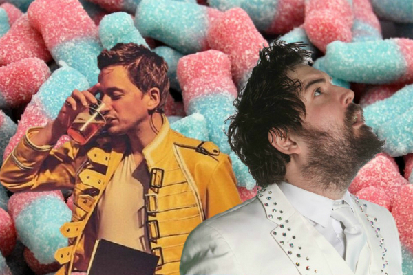 19 July Laugh Out London Comedy Festival 2017 John Robins Nick Helm