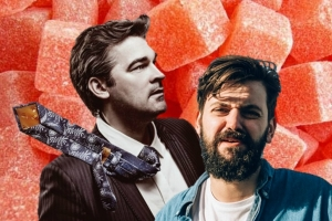 23 July Adam Riches Fin Taylor Laugh Out London Comedy Festival web
