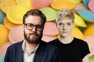24 July JOHN KEARNS MAE MARTIN WEB laugh out london comedy festival 2017