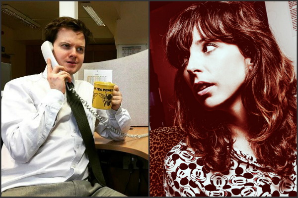 Bridget Christie Andy Barr Laugh Out London previews
