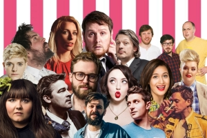 Laugh Out London Comedy Festival 2017 Islington Angel Old Queens Head WEb