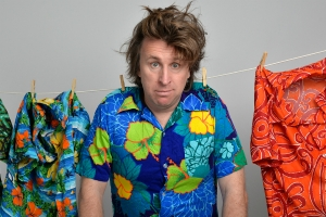 Milton Jones laugh out london comedy club