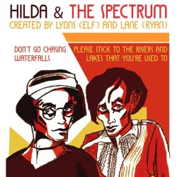 hilda and the spectrum edinburgh fringe
