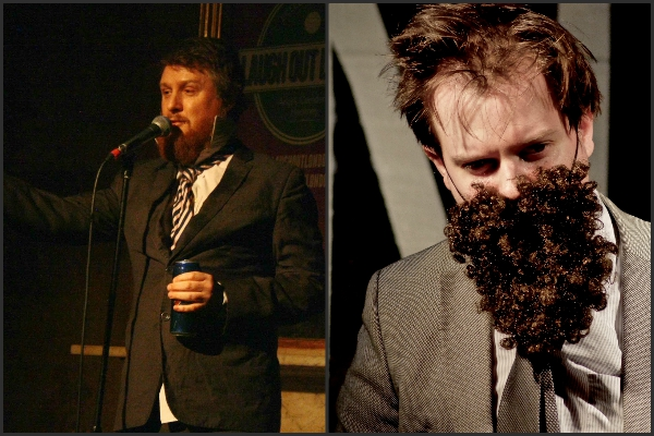 Tim Key Andy Barr previews Laugh Out London web