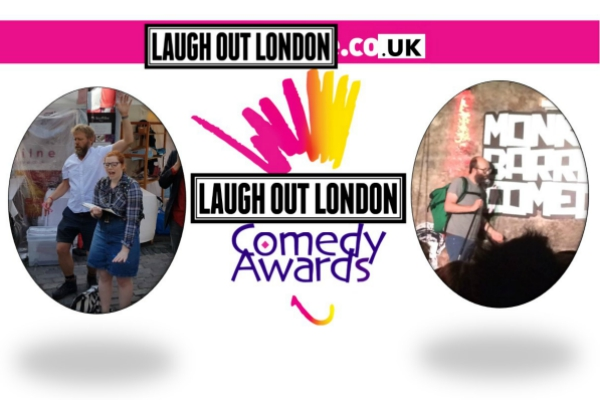 Laugh Out london Comedy awards 2017