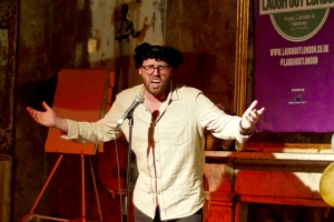 John Kearns Laugh Out London Comedy Club