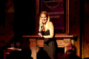 Laugh Out London Sara Pascoe by Matthew Highton Laugh Out London