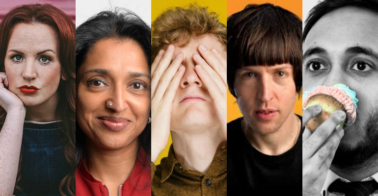 Laugh Out london comedy club islington - 23 april