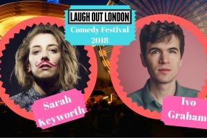 Laugh Out London Comedy Festival 2018 (1)