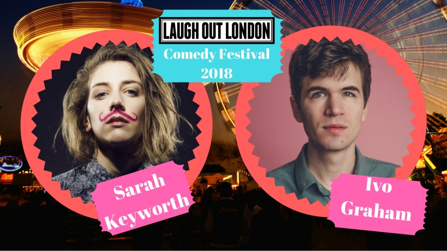 Laugh Out London Comedy Festival 2018 (1)