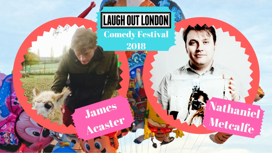 Laugh Out London Comedy Festival 2018 (2)
