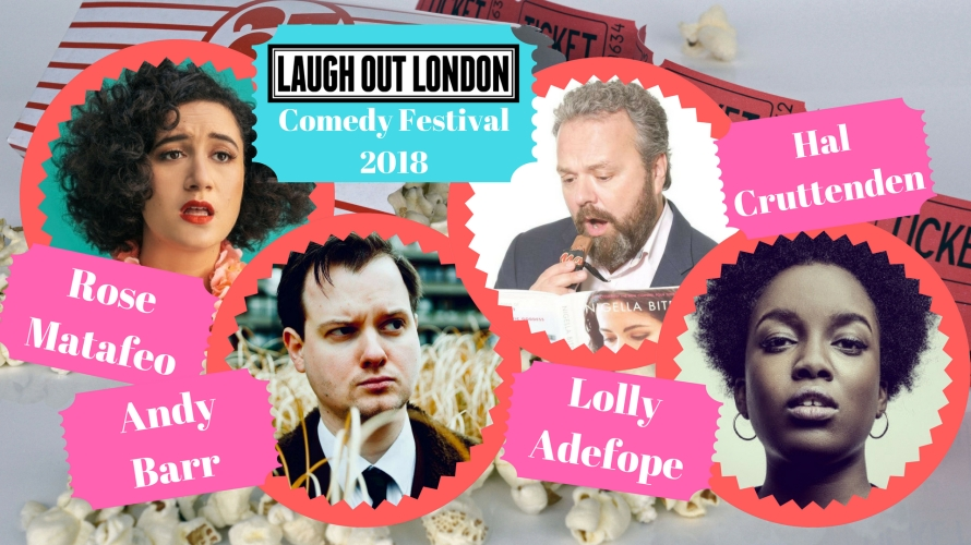 Laugh Out London Comedy Festival 2018 (5)