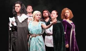 thrones the musical edinburgh fringe