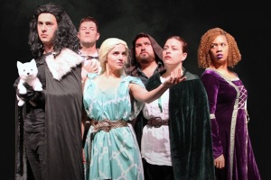 thrones the musical edinburgh fringe