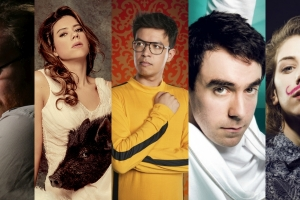 Laugh Out London Tooting October phil wang taskmaster lou sanders sarah keyworth