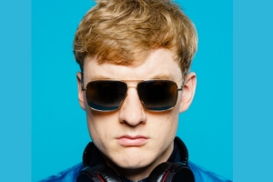 James acaster 2018 laugh out london