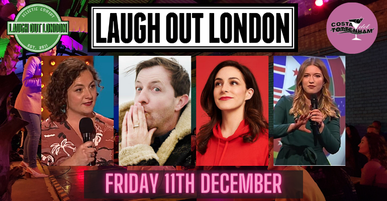 Laugh Out London returns with Andrew Maxwell,
